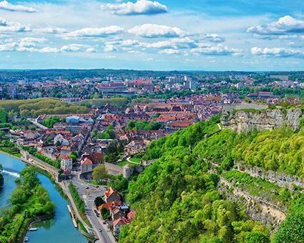hôtels Kyriad Bourgogne-Franche-Comté