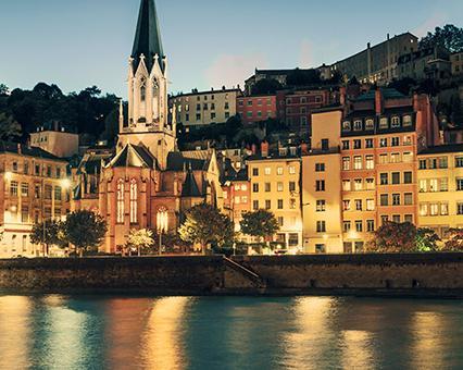 Hotels Lyon Kyriad