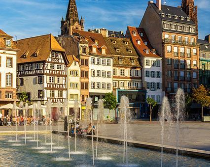 Hotels Strasbourg Kyriad