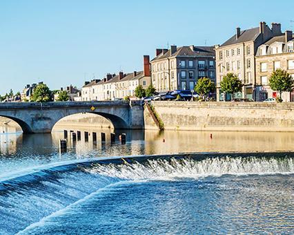 Hôtels Pays de la Loire Campanile
