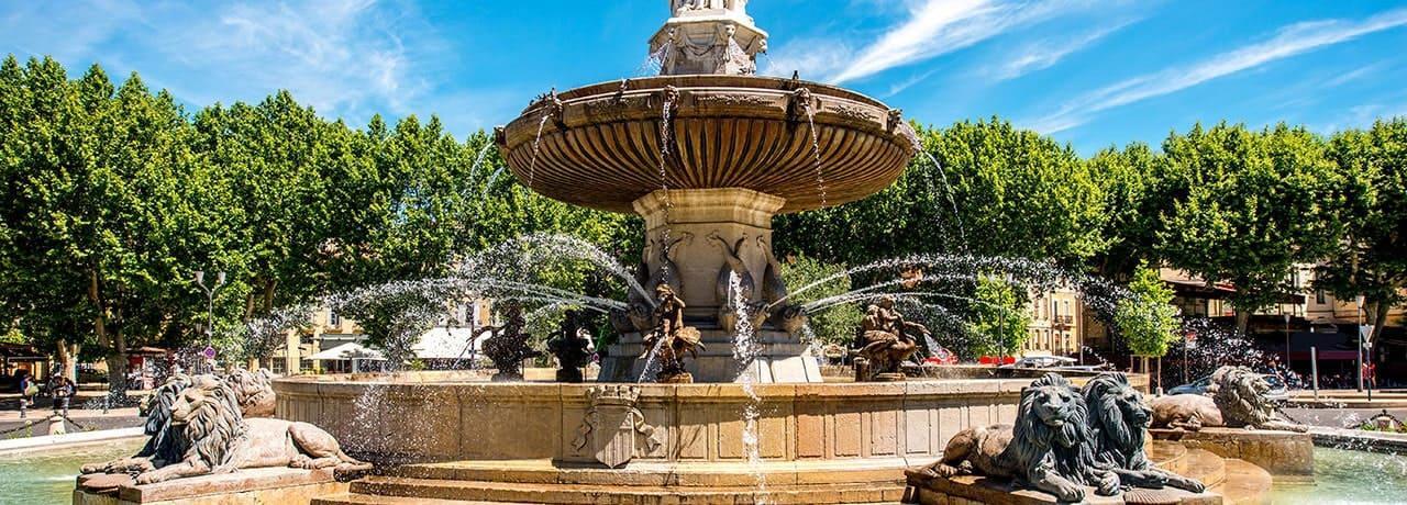 Hôtels Aix-en-Provence Kyriad