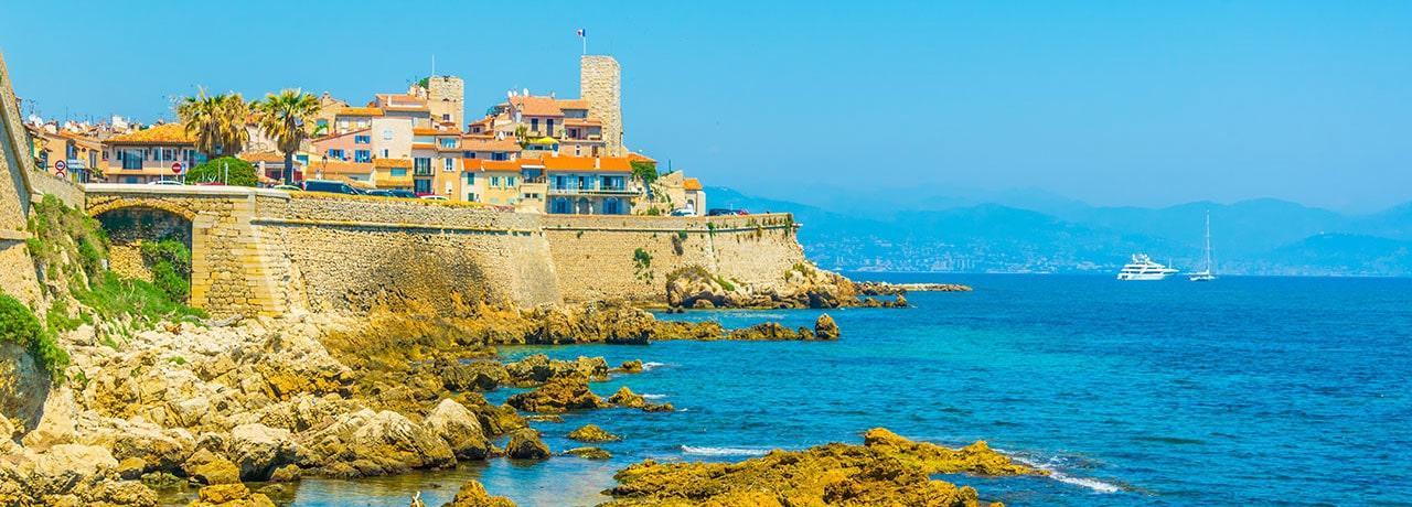 Hôtels Antibes Kyriad