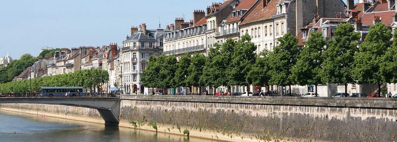 Hôtels Besançon Kyriad