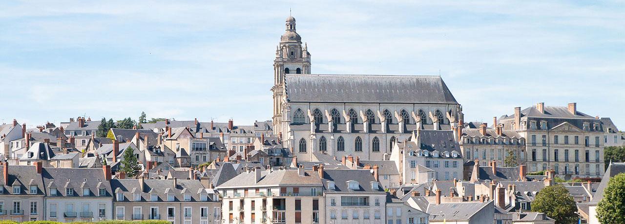 Hôtels Blois Kyriad