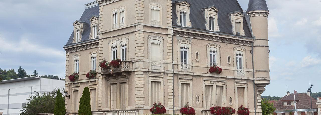 Hôtels Bourgoin-Jallieu Kyriad