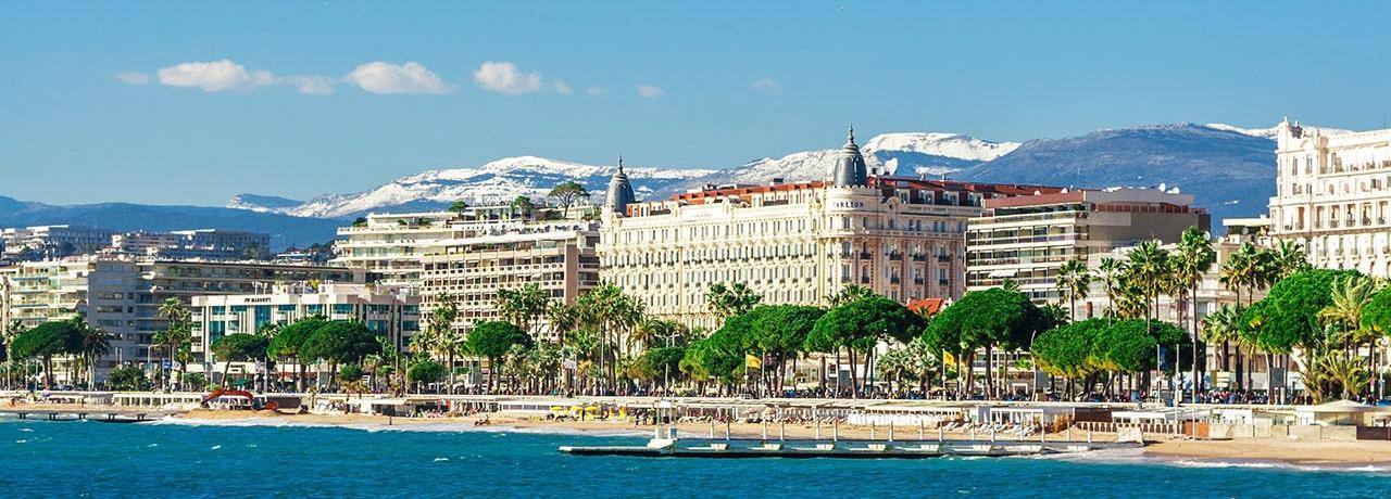 Hôtels Cannes Kyriad