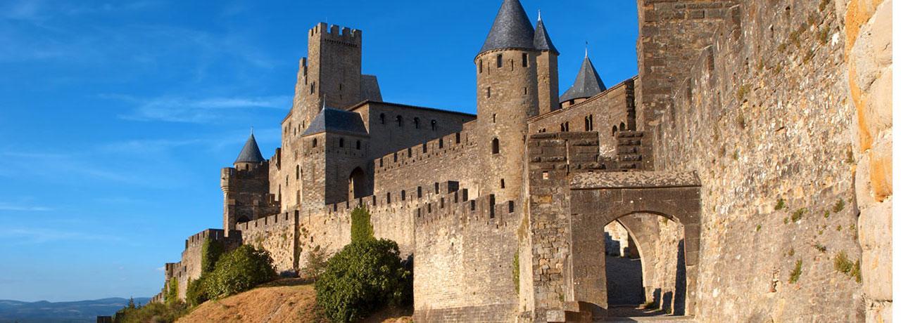 Hôtels Carcassonne Kyriad