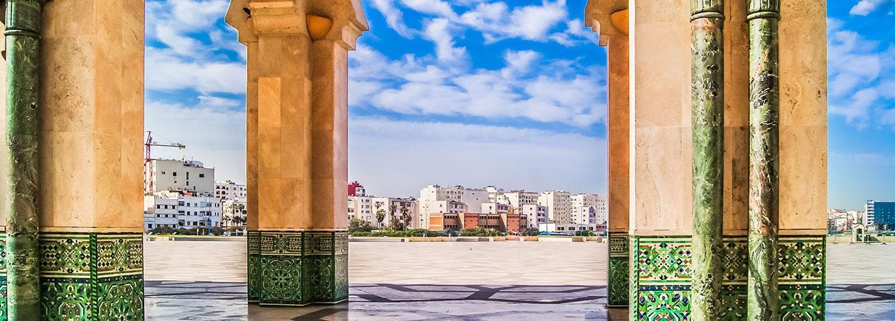 Hôtels Casablanca Kyriad
