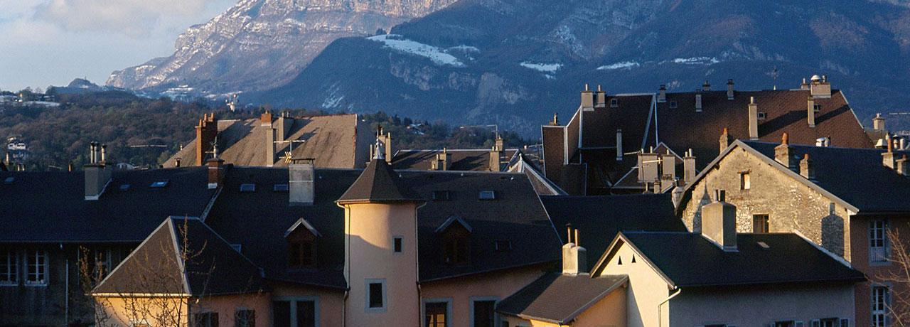 Hôtels Chambéry Kyriad