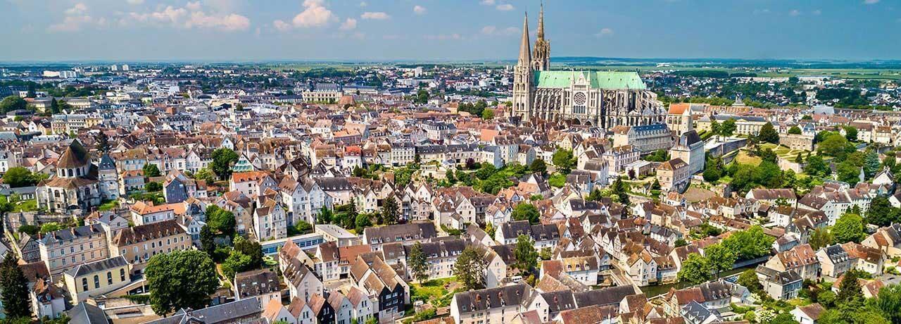 Hôtels Chartres Kyriad