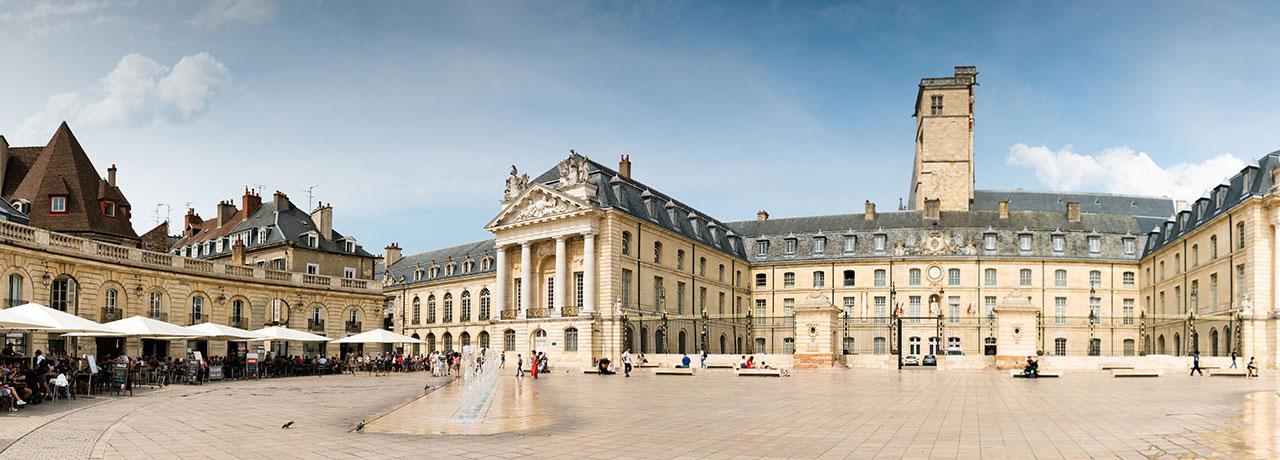 Hôtels Dijon Kyriad