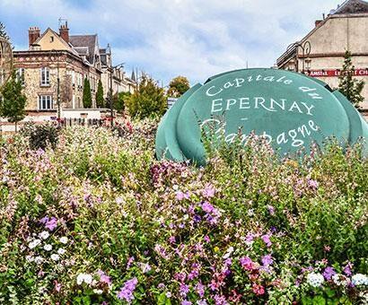 Hôtels Epernay Kyriad