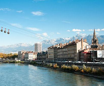 Hôtels Grenoble Kyriad
