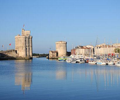 Hôtels La Rochelle Kyriad