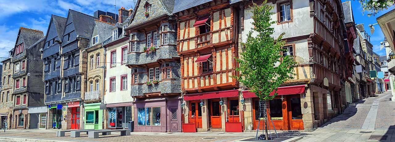 Hôtels Lannion Kyriad