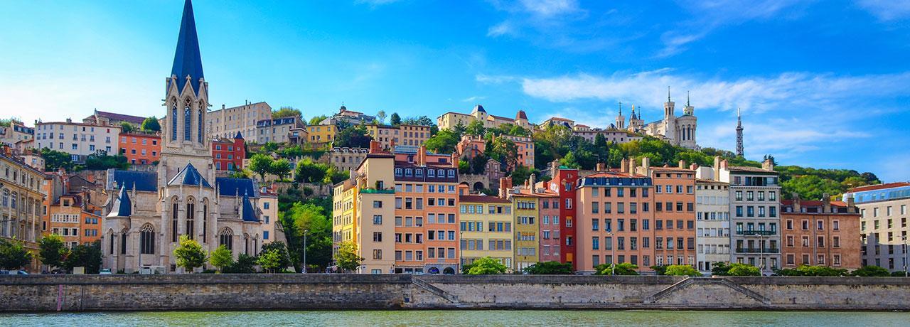 Hôtels Lyon Kyriad