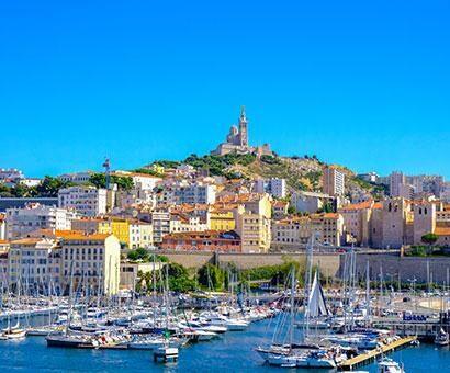 Hôtels Marseille Kyriad