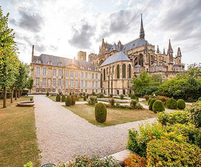 Hôtels Reims Kyriad