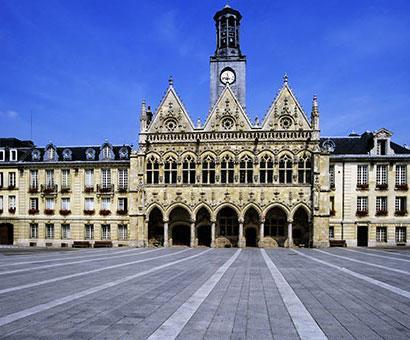 Hôtels Saint-Quentin Kyriad