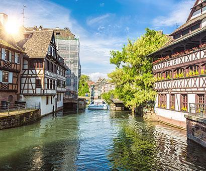 Hôtels Strasbourg Kyriad