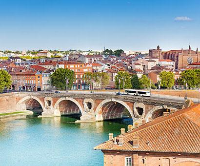 Hôtels Toulouse Kyriad