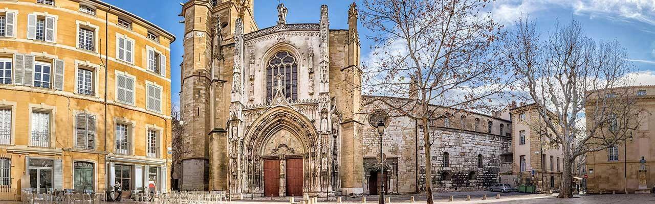 Hôtels Aix-en-Provence Campanile
