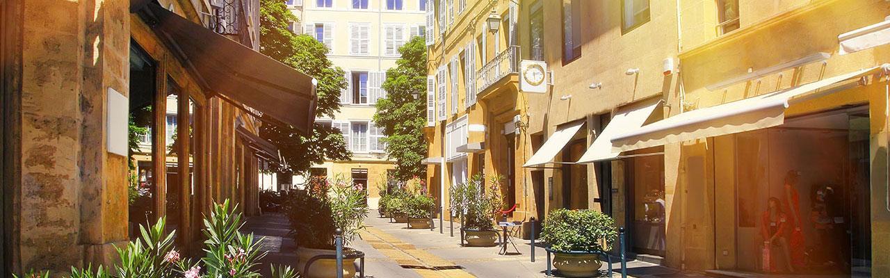 Hôtels Aix-les-Milles Campanile