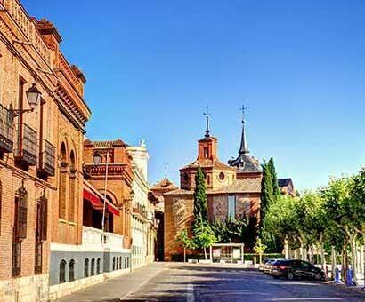 Hotels Alcalà De Henares Campanile