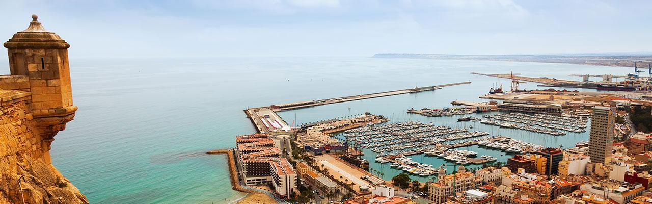 Hotels Alicante Campanile