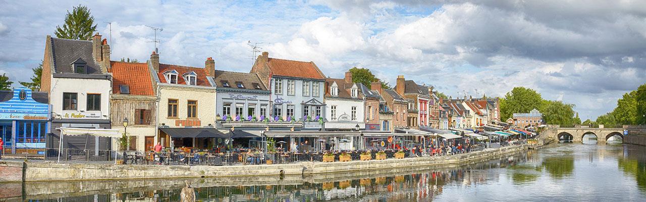 Hôtels Amiens Campanile