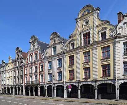 Hôtels Arras Campanile