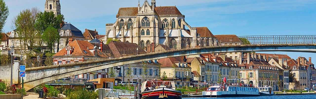 Hôtels Auxerre Campanile