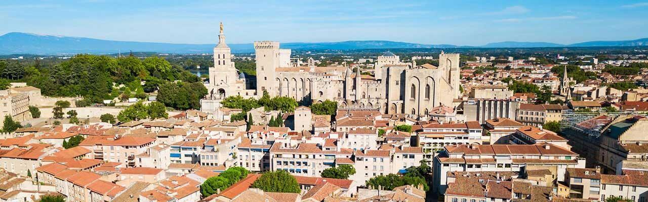 Hôtels Avignon Campanile
