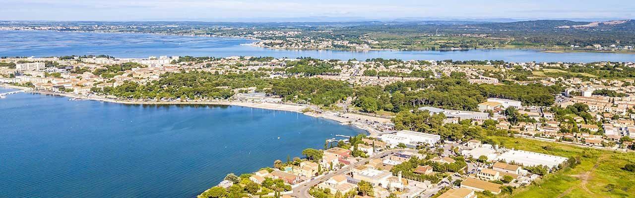 Hôtels Balaruc-les-Bains Campanile