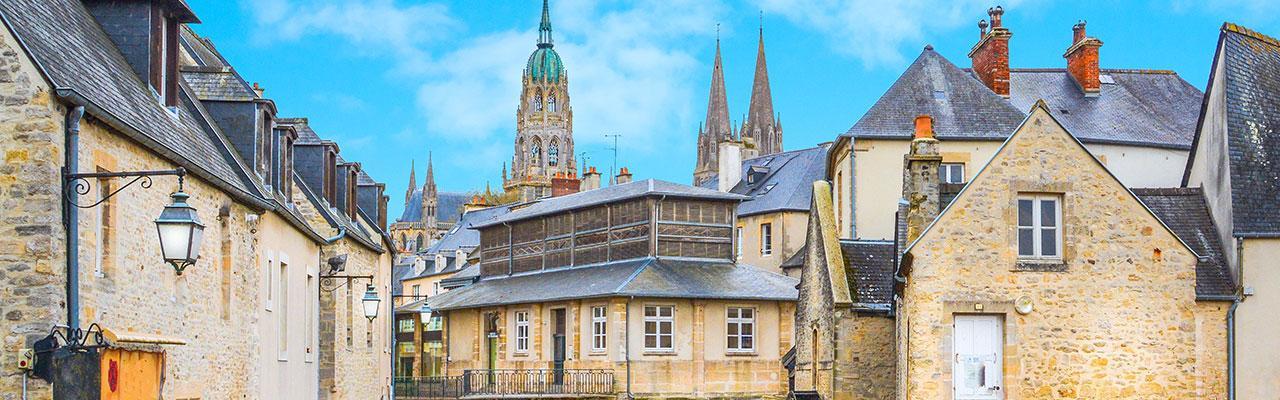 Hôtels Bayeux Campanile