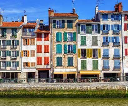Hôtels Bayonne Campanile