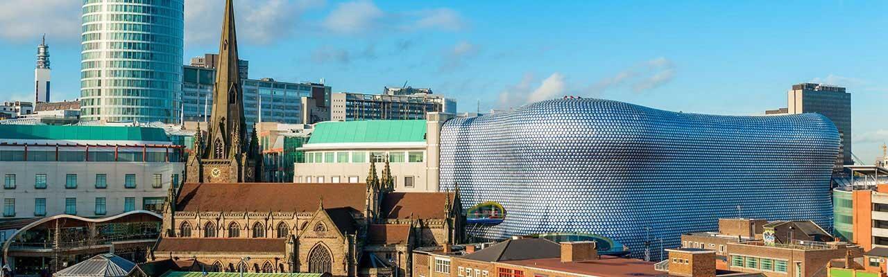 Hotels Birmingham Campanile