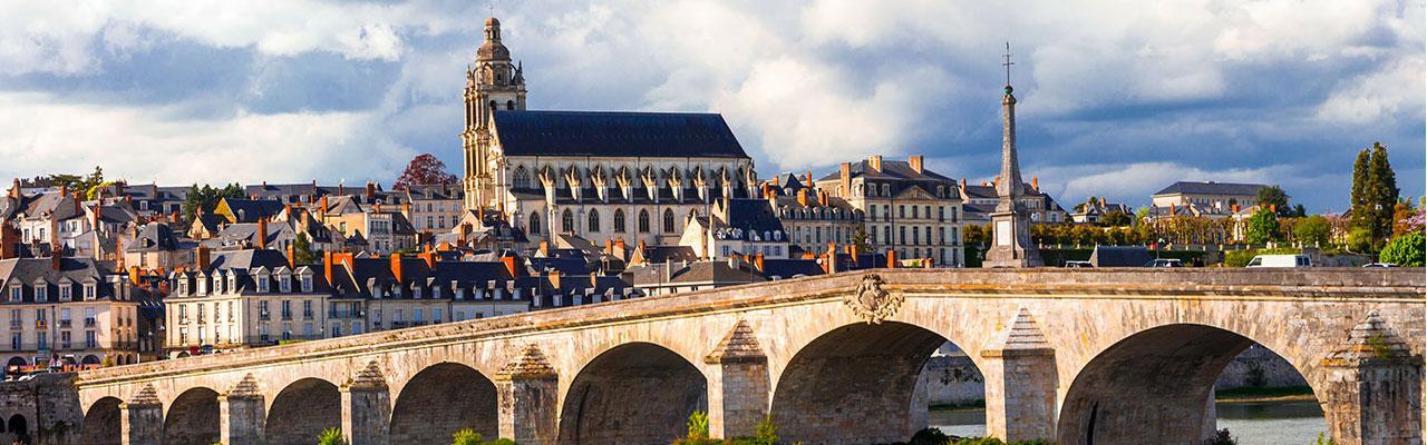 Hôtels Blois Campanile