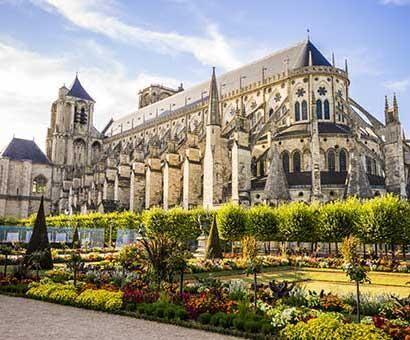 Hôtels Bourges Campanile