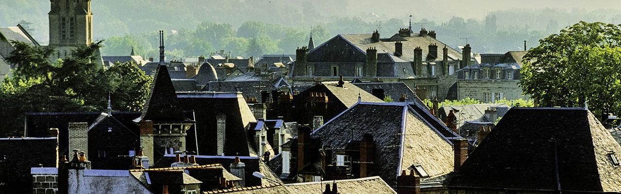 Hôtels Brive-La-Gaillarde Campanile