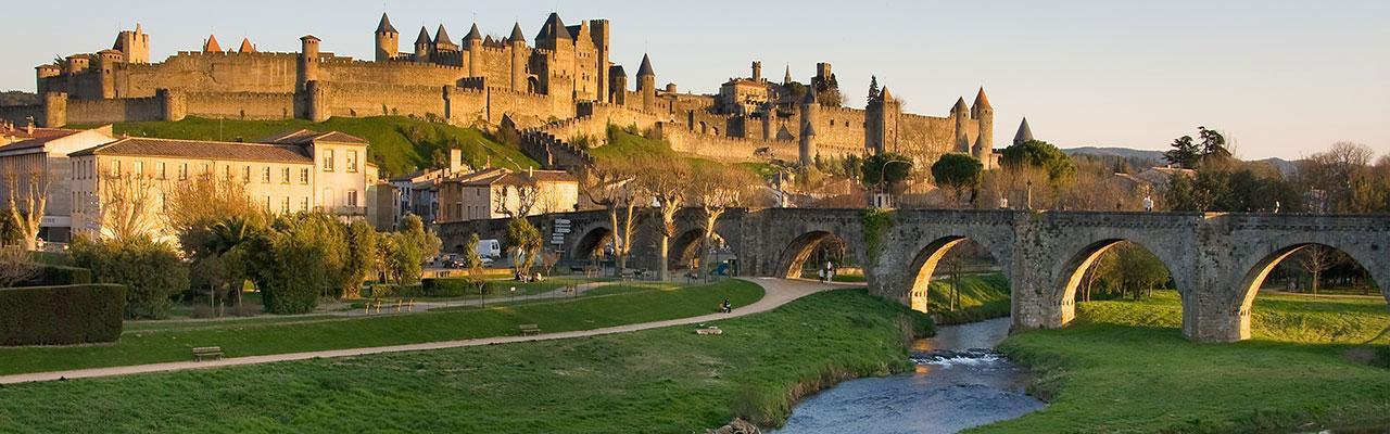 Hôtels Carcassonne Campanile