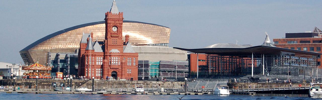 Hotels Cardiff Campanile