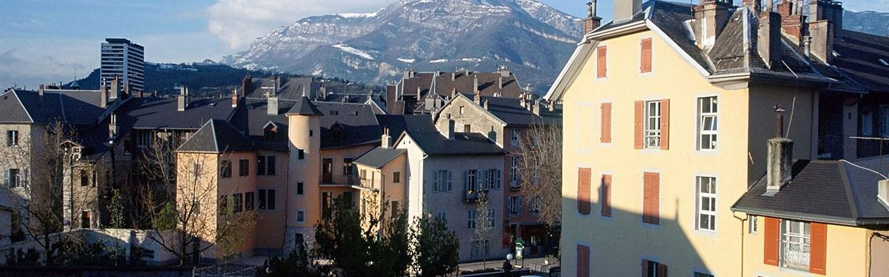Hôtels Chambéry Campanile