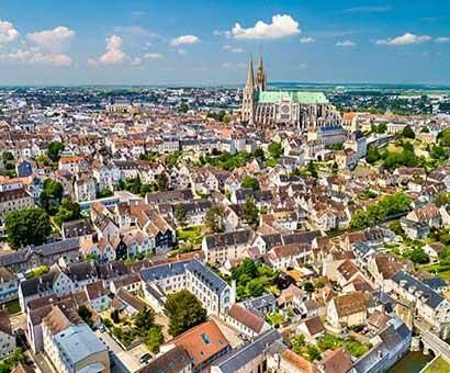 Hôtels Chartres Campanile
