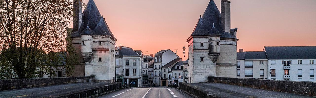 Hôtels Chatellerault Campanile