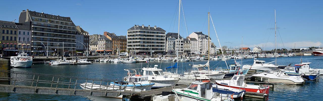 Hôtels Cherbourg Campanile