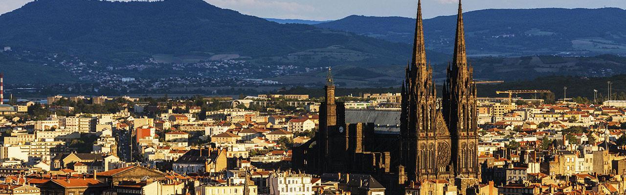 Hôtels Clermont-Ferrand Campanile