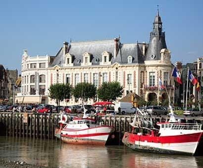 Hôtels Deauville Campanile