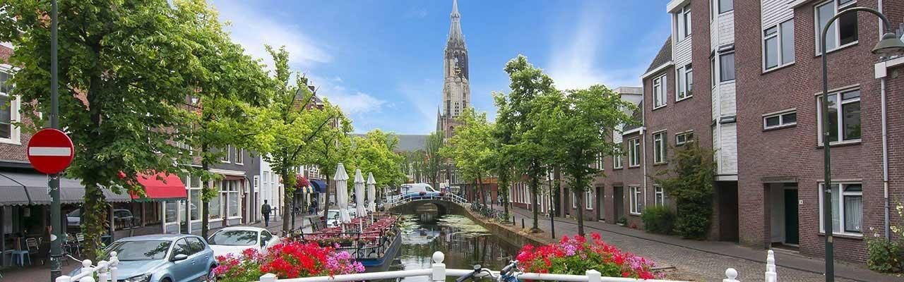 Hotels Delft Campanile