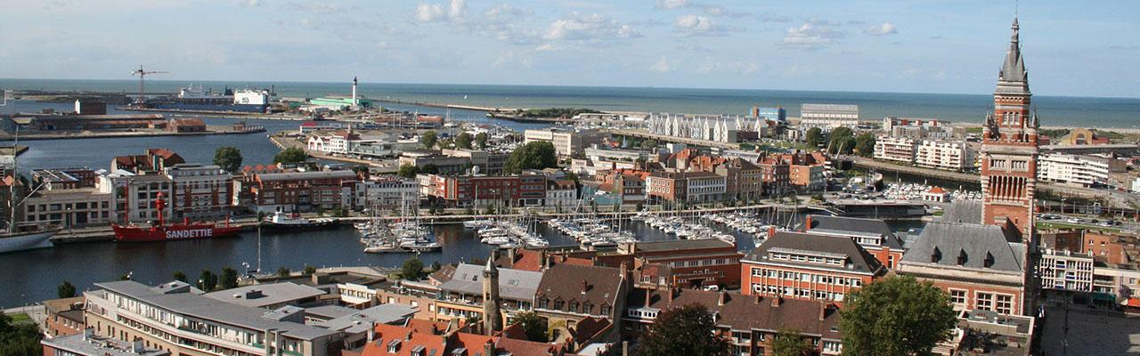 Hôtels Dunkerque Campanile